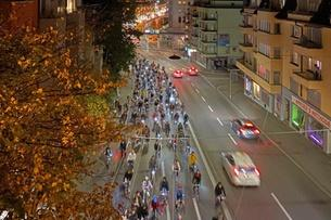 Critical Mass in Zürich
